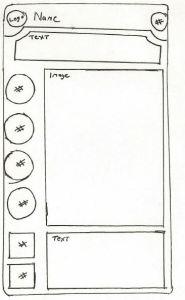 Original Index Card layout